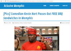 Xclusive Memphis (6/4/14)